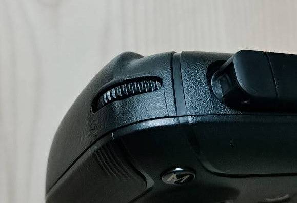 C-Fly DREAM プロポカメラ角度コントロールダイヤル部の画像