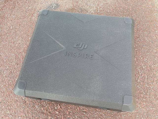 DJI Inspire2のケース画像