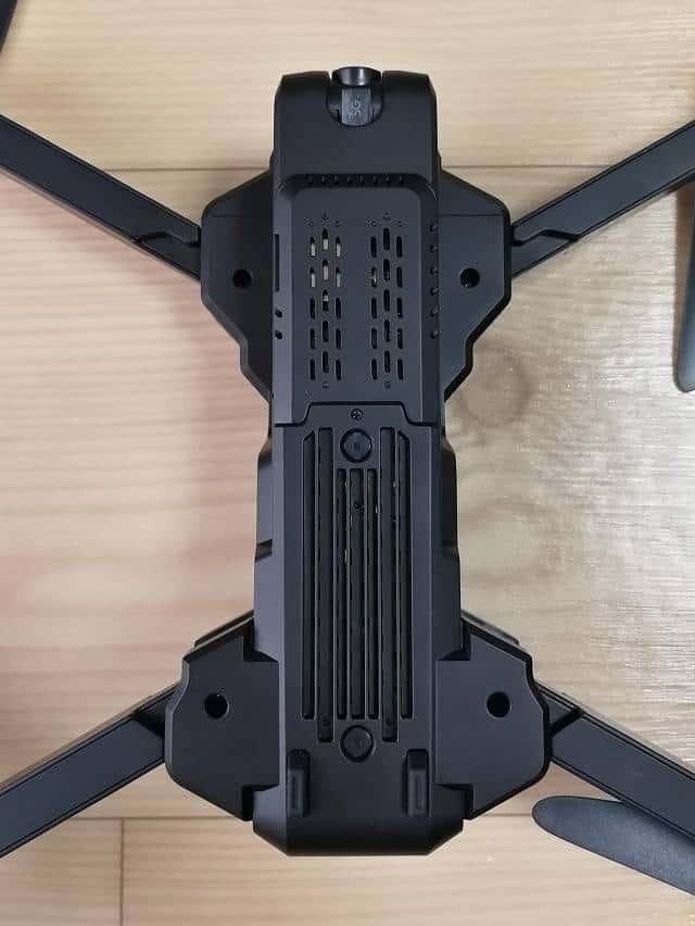 SJRC F11の背面の画像