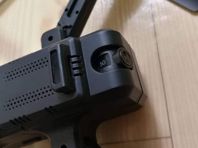 SJRC Z5のカメラ部画像