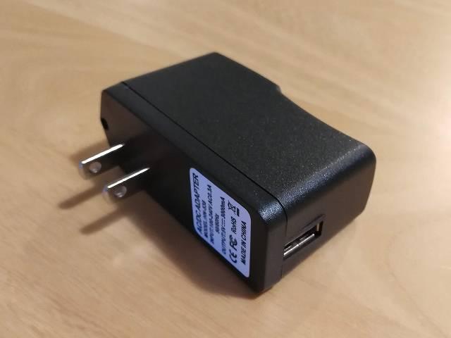 EVICIV EVC-1301 付属電源アダプタの画像