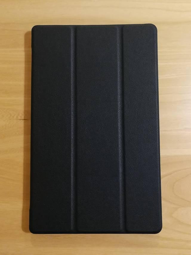 Amazon fire HD 10の社外製カバーの画像
