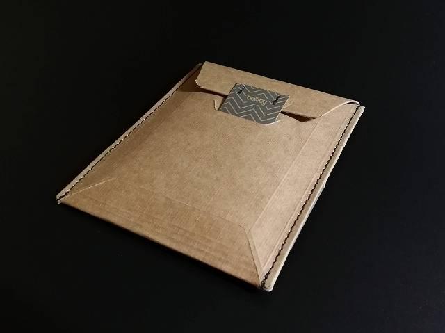 ベルロイノートスリーブウォレットのパッケージ画像