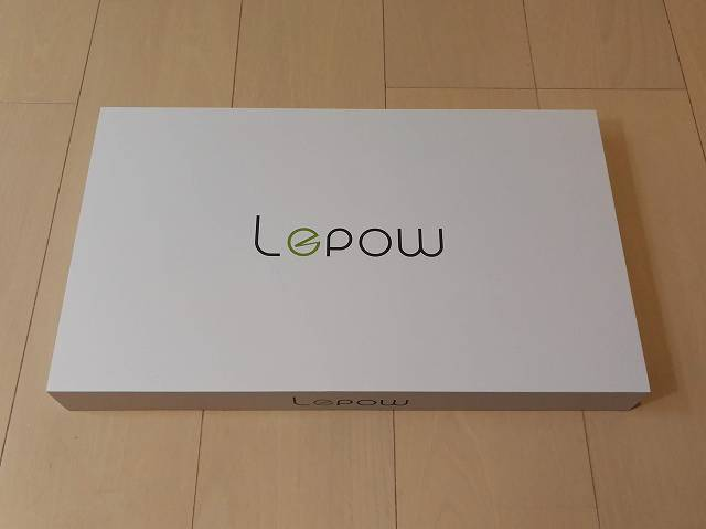 Lepow Z1 の外箱の画像