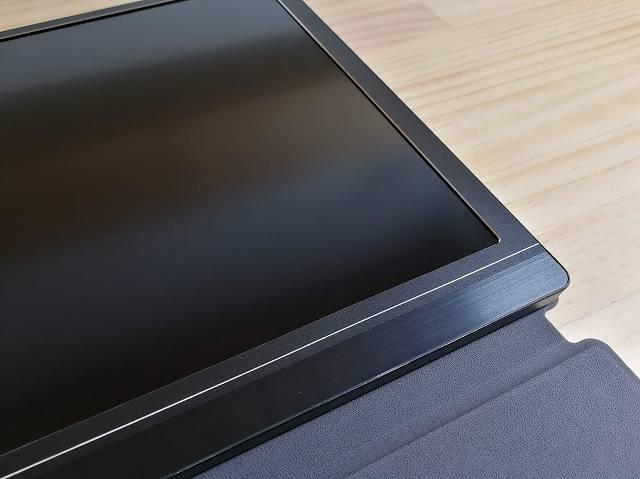 Lepow Z1 のフレーム部分のアップ画像