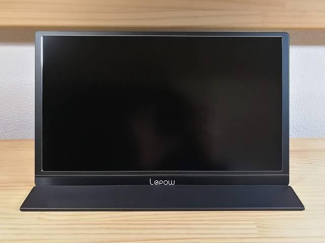 Lepow Z1 を正面から撮った画像