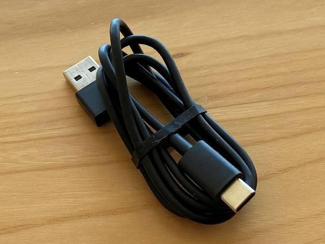 BlackShark2の充電ケーブルの画像