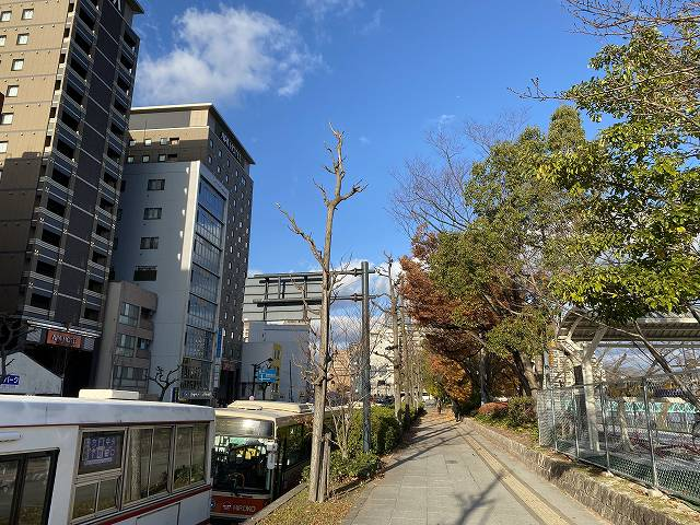BlackShark2のカメラ比較テスト(iPhone11ProMaxで撮った街の風景)