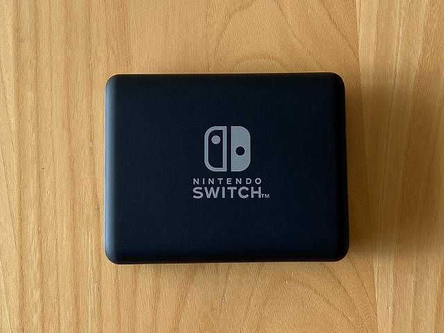 Anker PowerCore 13400 Nintendo Switch Edition の裏面のロゴ画像