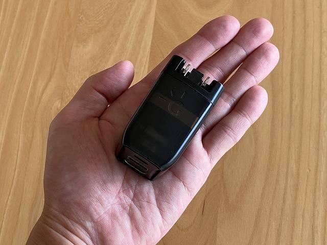 GENKI Dockは手のひらサイズの画像