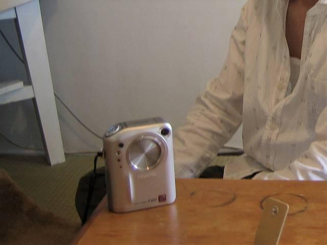 初めてのカメラFUJIFILM FinePix F601の画像