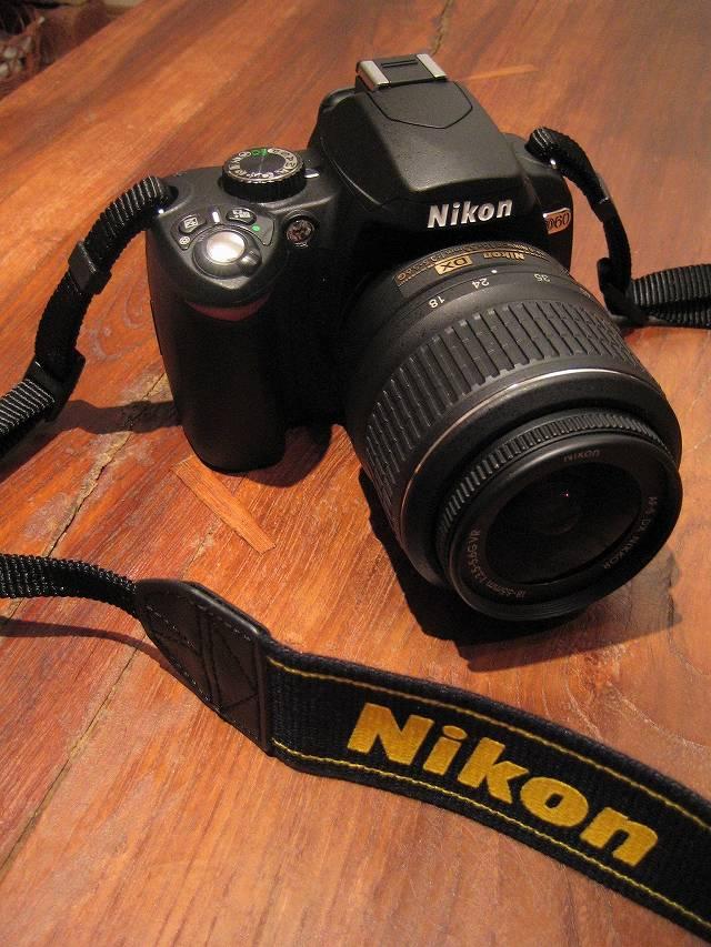 NIKON D60の画像