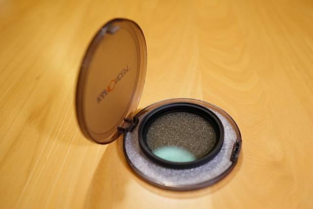 NDフィルタ K&F Concept 減光フィルター 67mm 可変式 ND2-ND32の画像