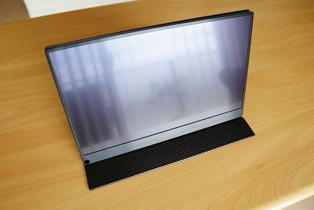 EVICIV EVC-1506の液晶パネルは光沢のある非光沢の画像