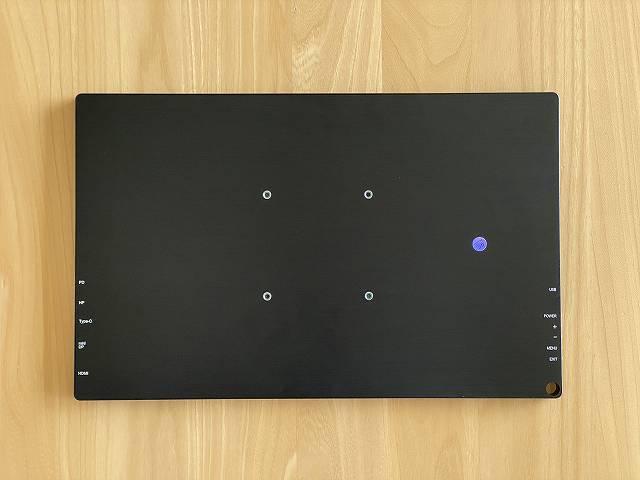 EVICIV EVC-1506の背面の画像