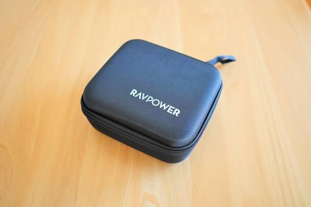『RAVPower RP-PB054Pro』のハードケースの画像