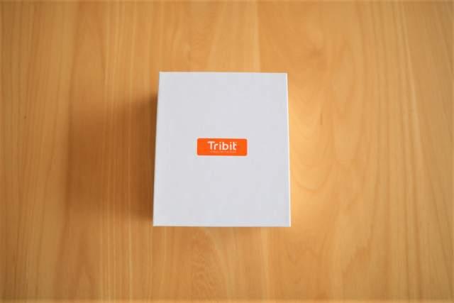 Tribit FlyBuds NC(BTHA1) の外箱の画像