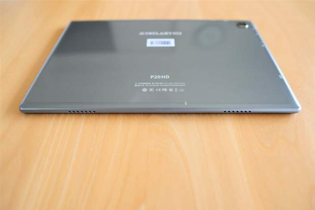 TECLAST P20HDの背面画像