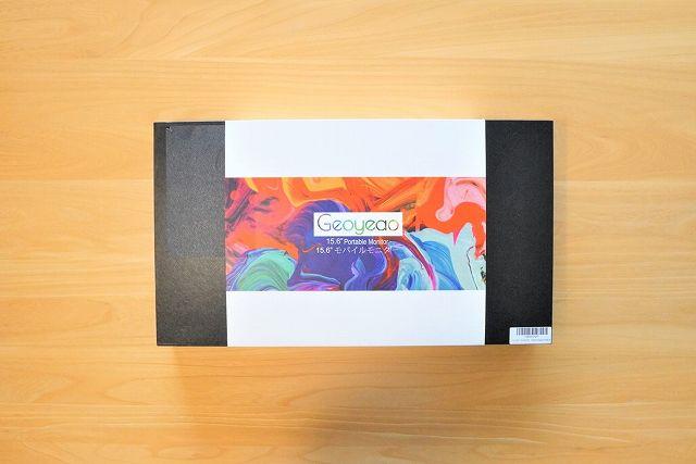Geoyeao EVP-301の外箱の画像
