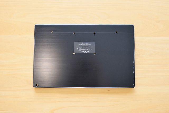 Geoyeao EVP-301の背面の画像