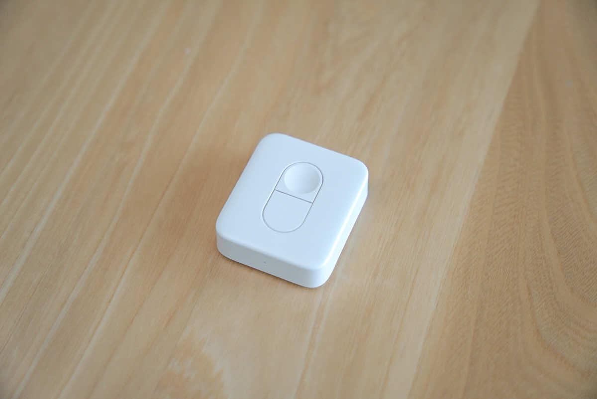 SwitchBot リモートボタン本体の画像