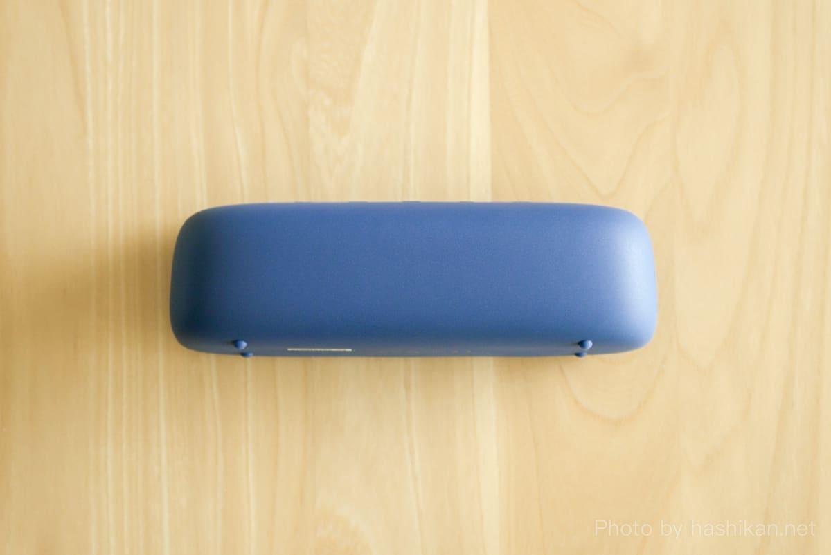 Tribit XSound Surfの背面部分の画像