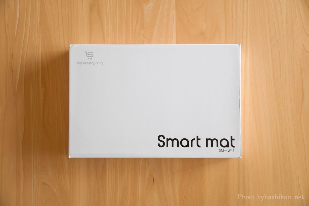 スマートマットライトの外箱画像