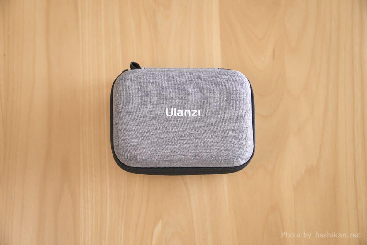 Ulanzi CUTE LITE のキャリングケース